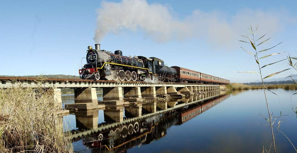 Iron Horses Amp Romantic Journeys Discovering South Africa